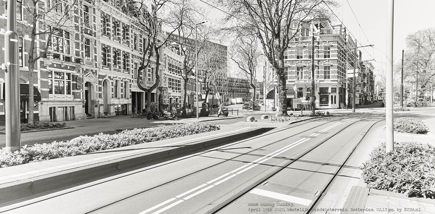 Covid-19-Corona-20-04-19-Rotterdam-by-RVDA-L1018173-Westelijk-Handelsterrein-La-Stanza-txt