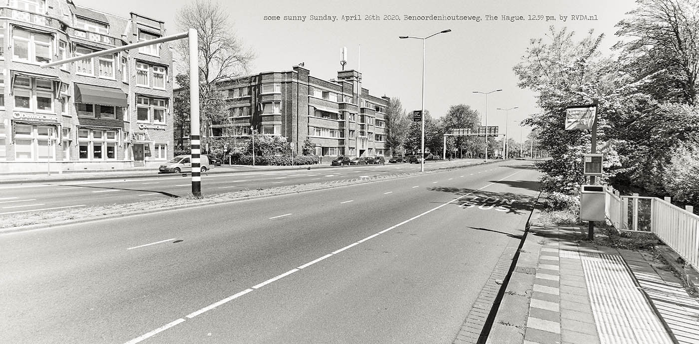 Covid-19-Corona-20-04-26-The-Hague-by-RVDA-L1018456-Benoordenhoutseweg-txt
