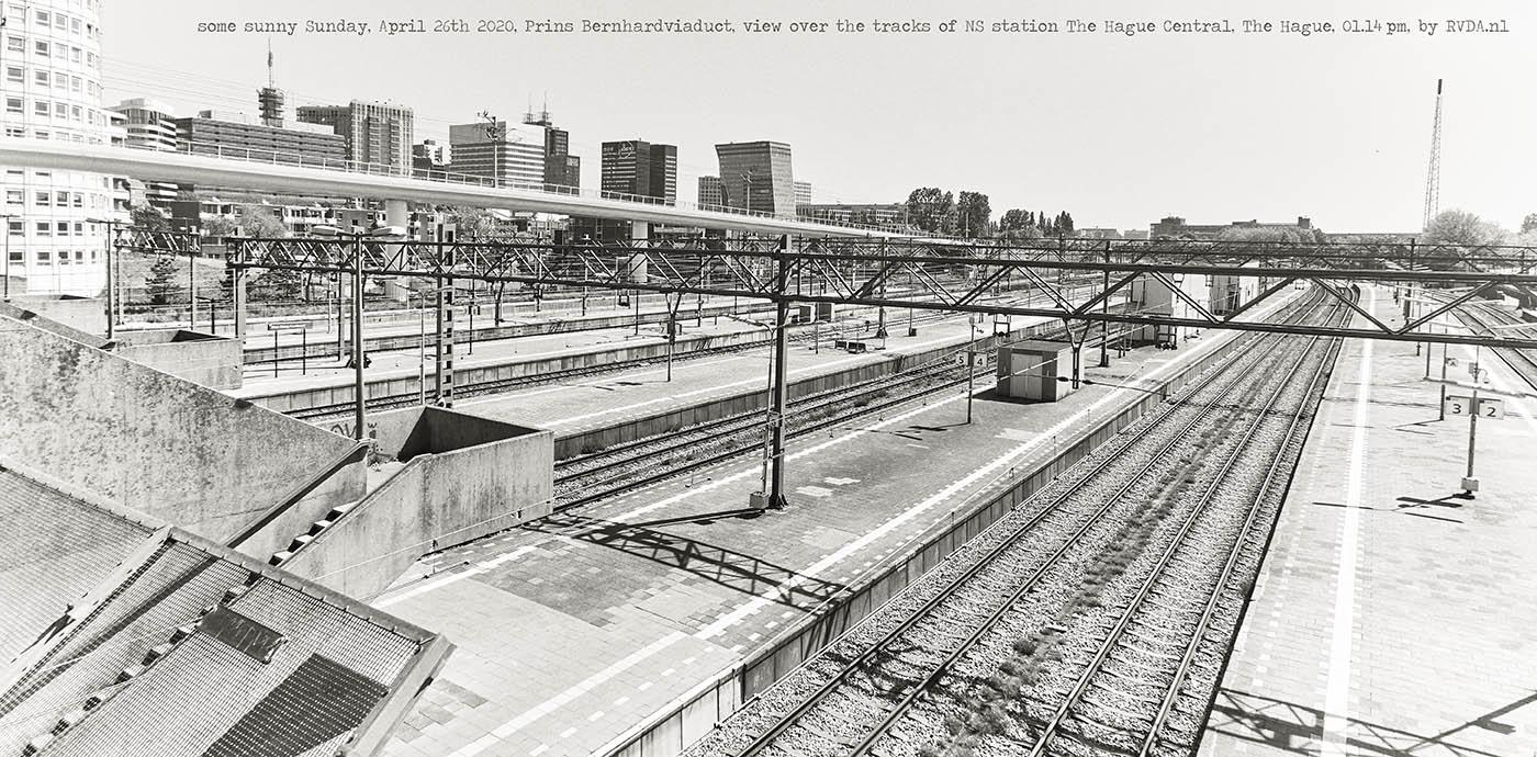 Covid-19-Corona-20-04-26-The-Hague-by-RVDA-L1018486-Prins-Bernhardviaduct-The-Hague-Central-txt