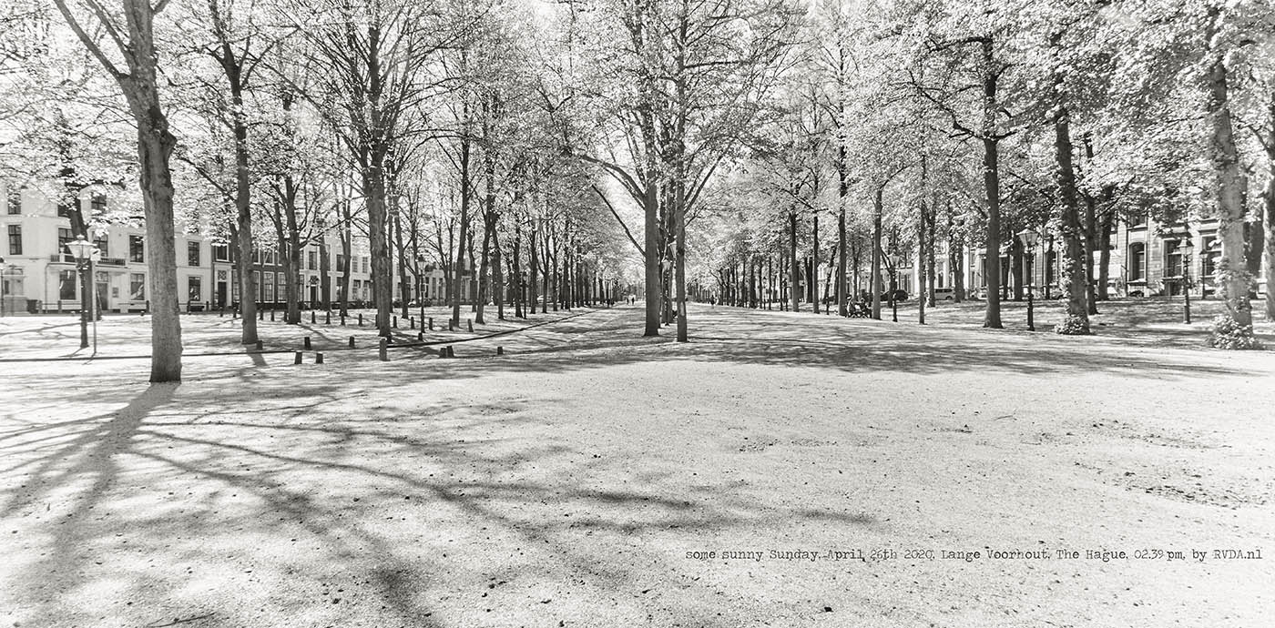 Covid-19-Corona-20-04-26-The-Hague-by-RVDA-L1018561-Lnge-Voorhout-txt